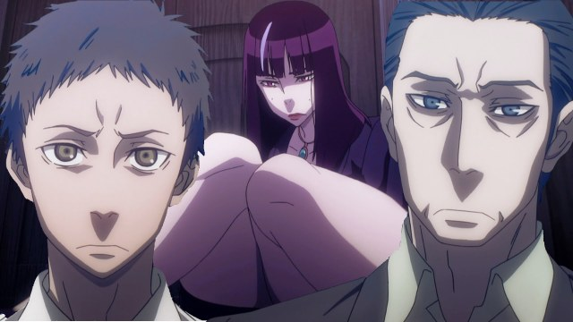 death parade humans