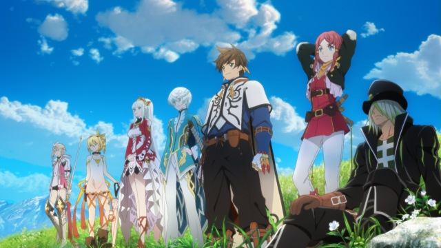 Tales of Zestiria full cast